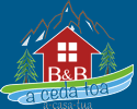 B&B A ceda toa bed and breakfast